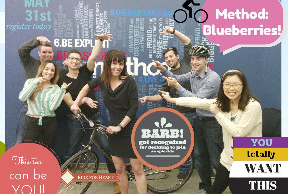 Methoders Ride for Heart