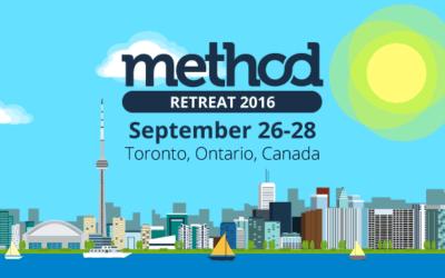 Method Retreat 2016