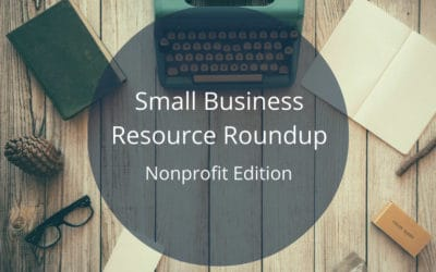 Small Business Tips – Nonprofit Edition