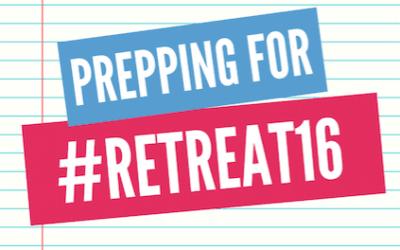 Prepping for Method Retreat 2016