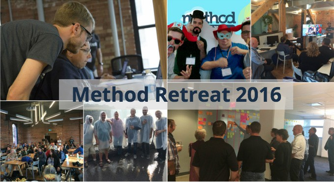 Highlights from Method Retreat 2016