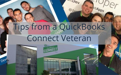 Tips from a QuickBooks Connect Veteran.  How to make the most of your time at QB Connect 2016.