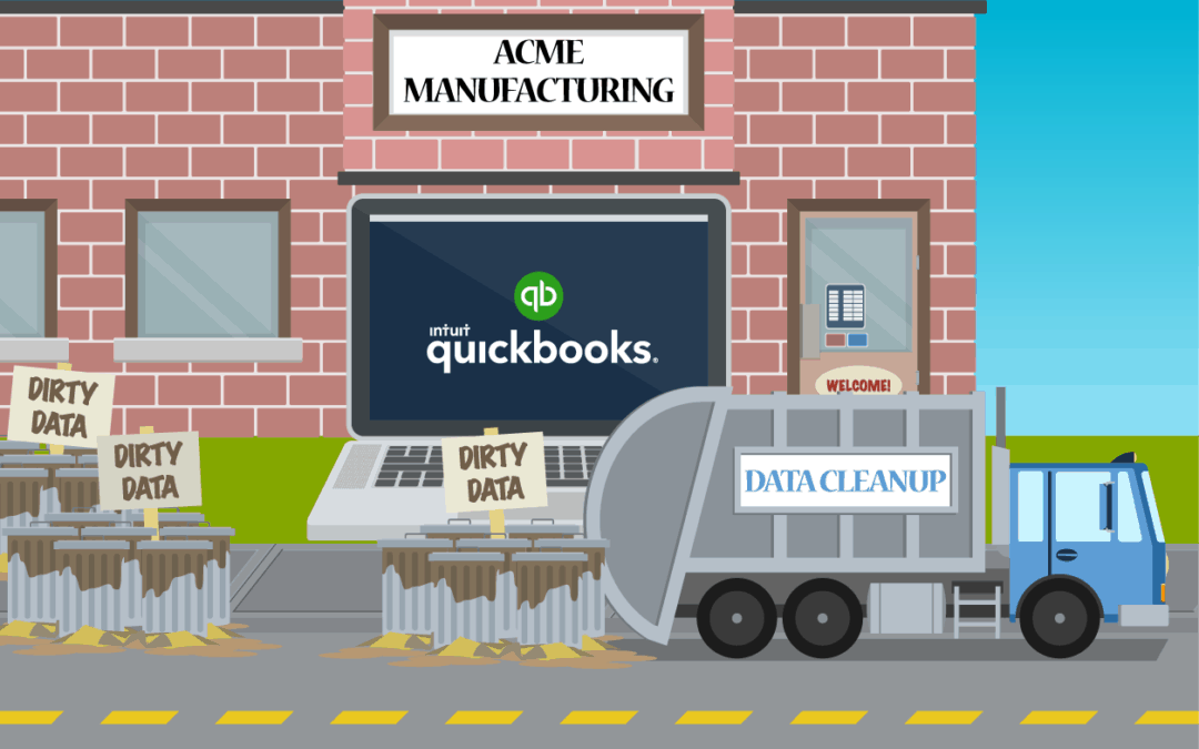 Are You Losing Sales To Dirty QuickBooks Data?