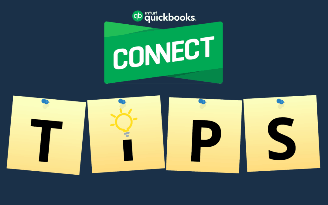 Tips for QuickBooks Connect 2017 Attendees