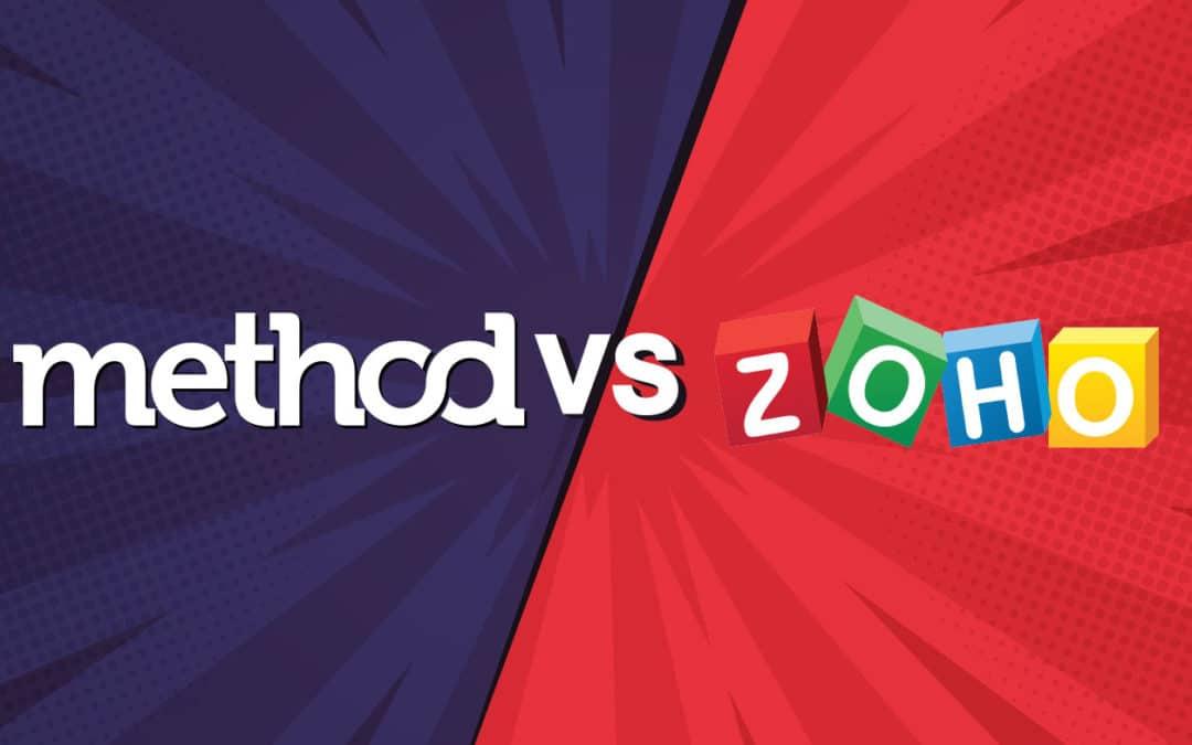 CRM Comparison: Method vs. Zoho