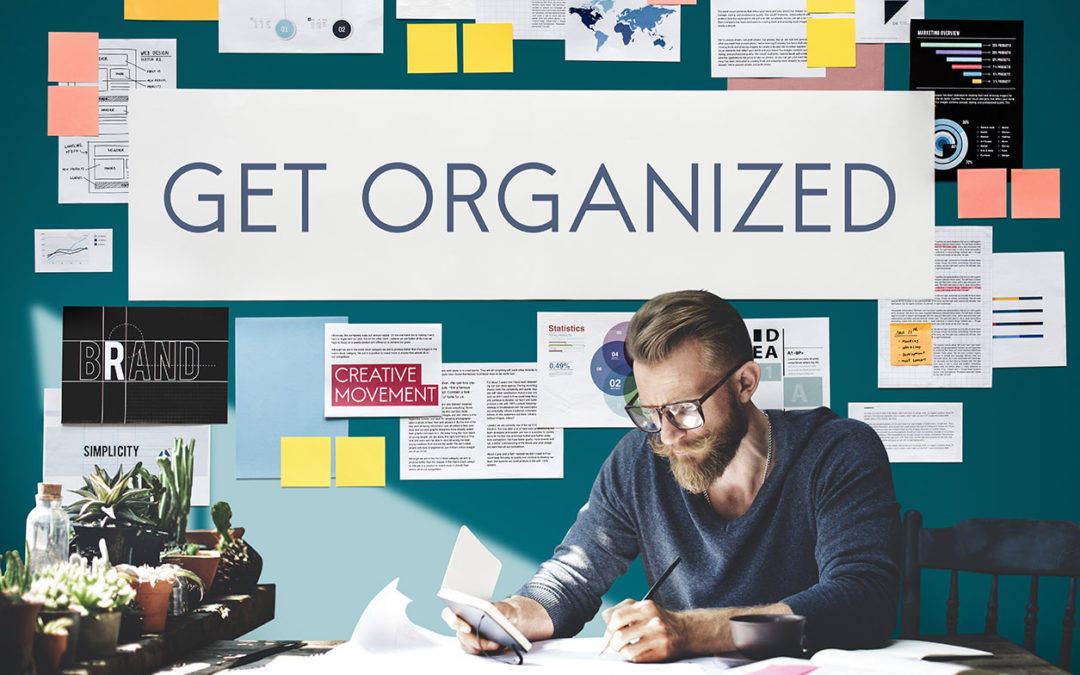 How to Stay Organized at Work as a Small Business Owner
