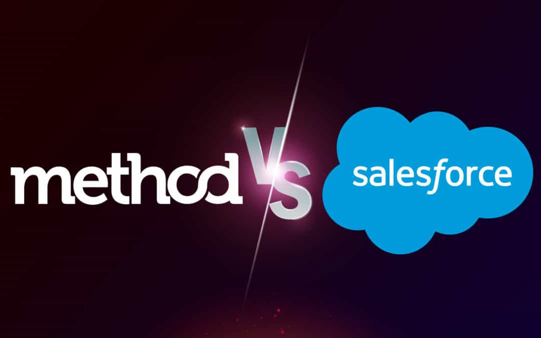 CRM Comparison: Method vs. Salesforce Small Business Solutions