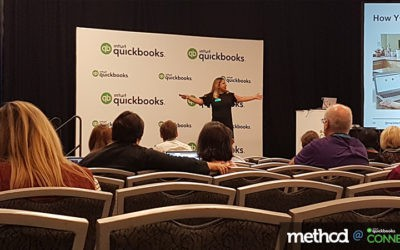 Working With the Gig Economy: Mariette Martinez at QuickBooks Connect