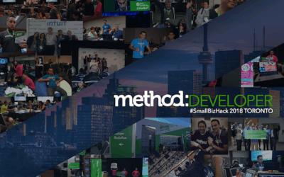 Recap: Intuit Small Business Hackathon Toronto