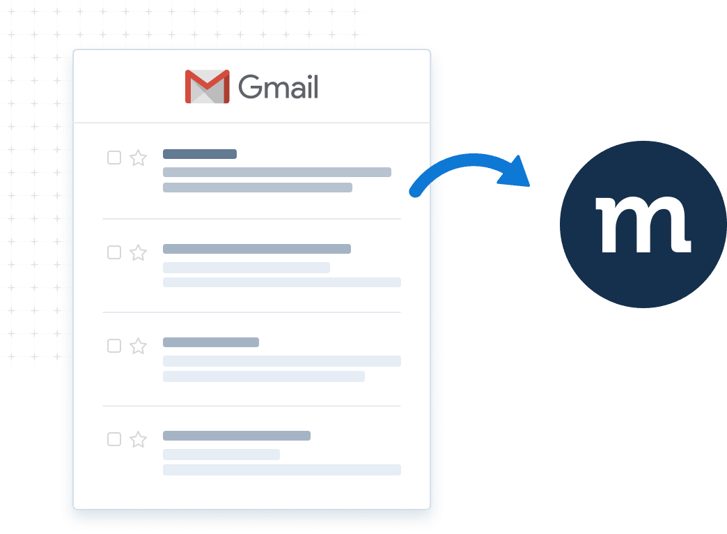 Save emails using Method's CRM Gmail integration