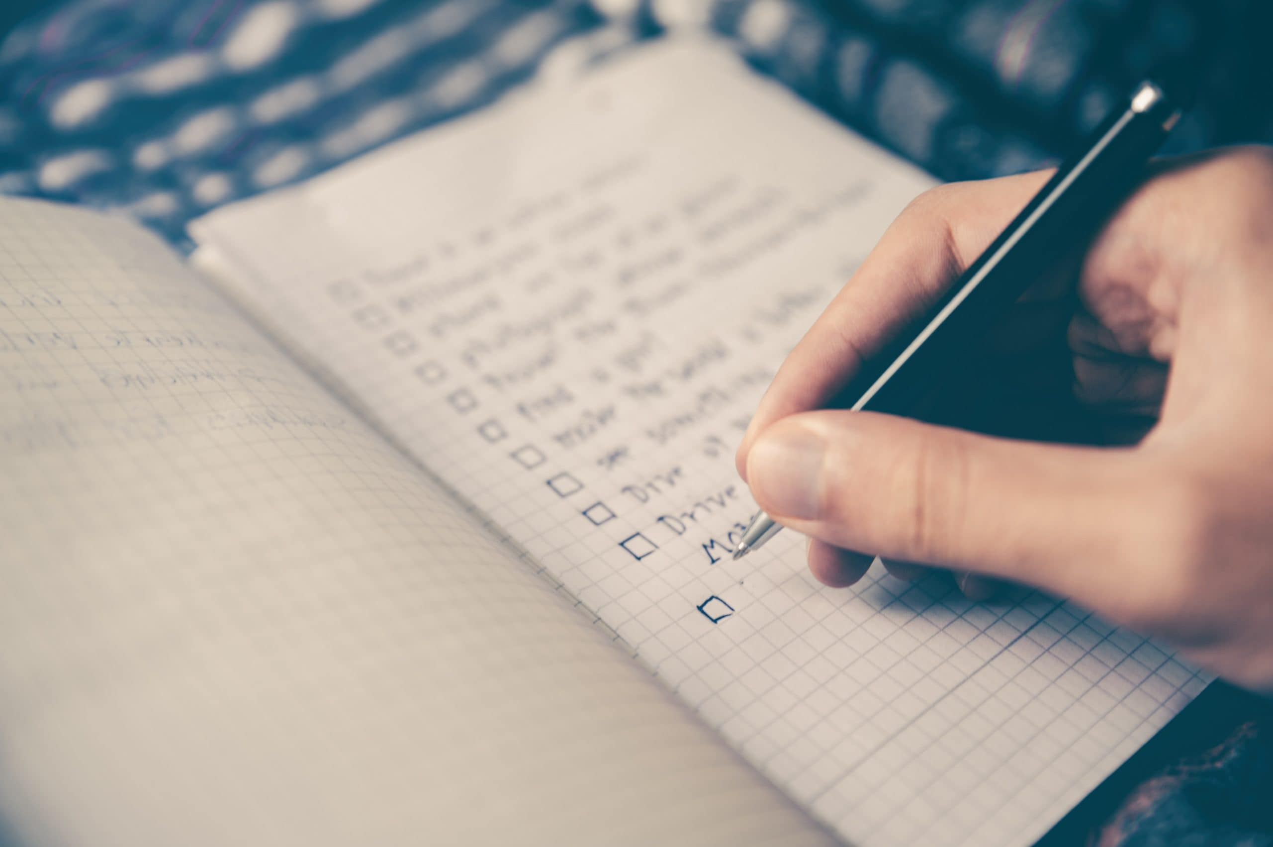 The Ultimate Small Business Year End Checklist